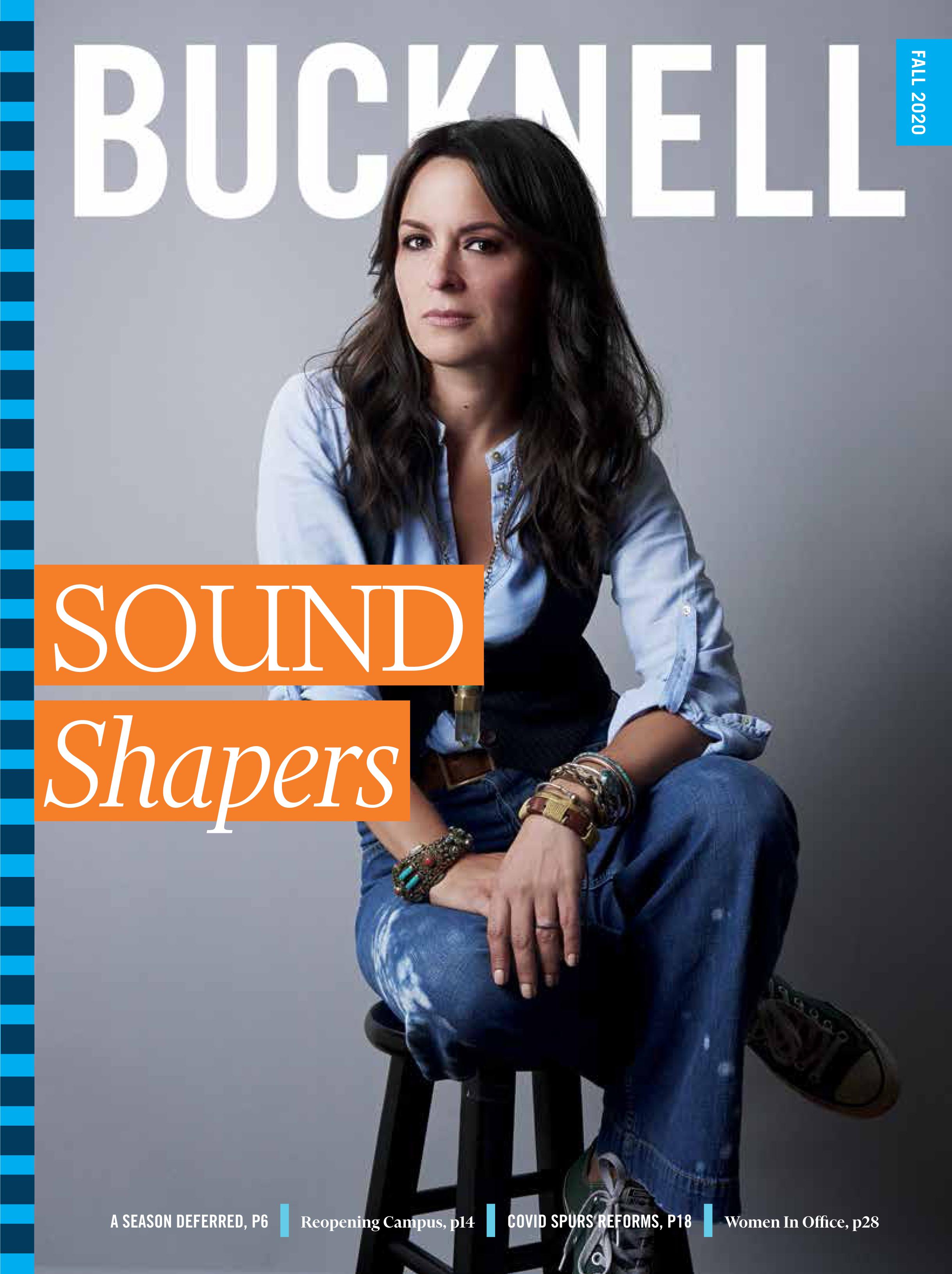 Fall 2020 Magazine Cover