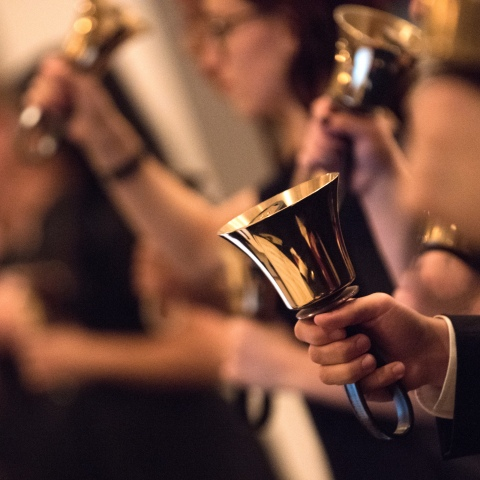 Candlelight Service hand bells