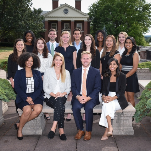 2019-2020 Executive Interns