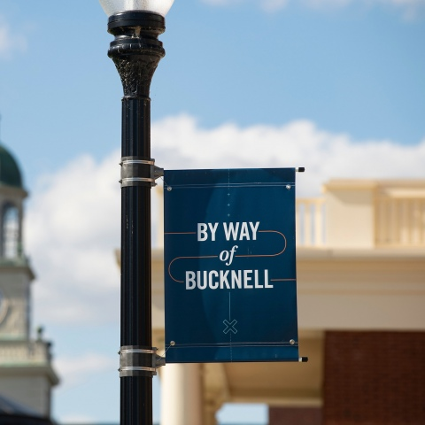 By Way of Bucknell banner