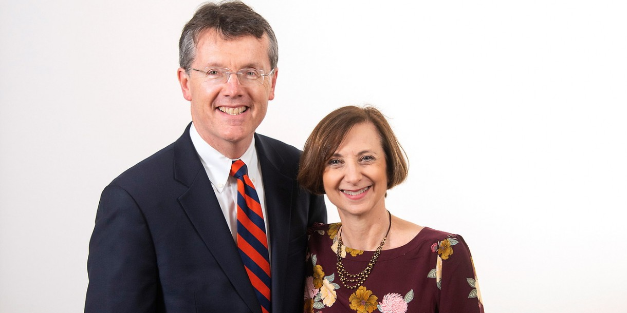Michael P'11, P'15 and LInda Todisco Dunne '81, P'11, P'15
