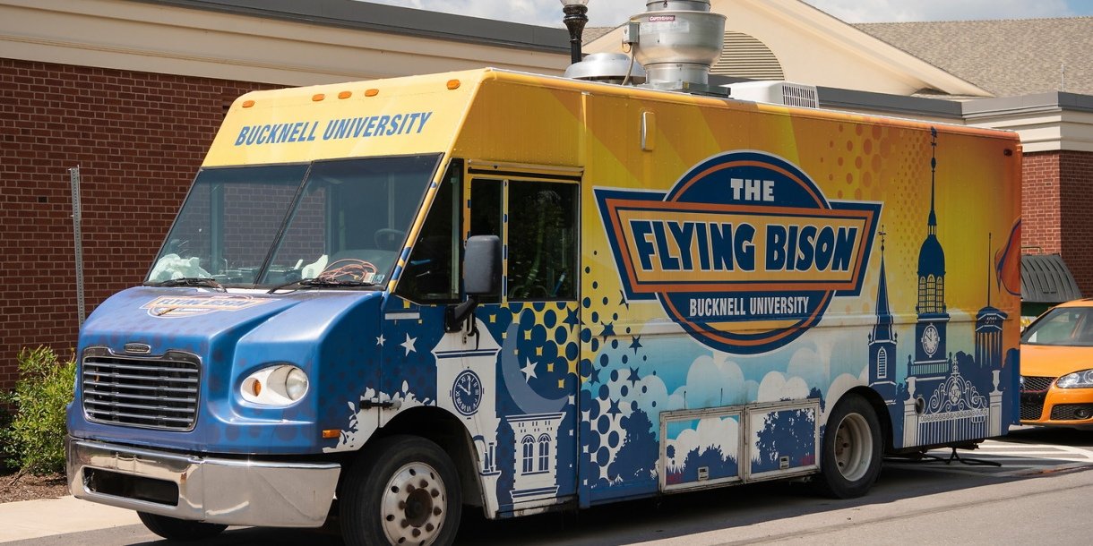 Flying Bison food truck