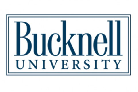 A Bordered Bucknell wordmark