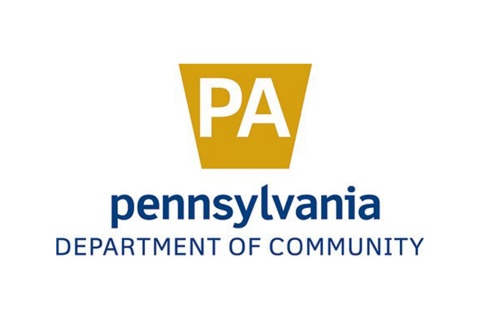 PA Department of Community Logo
