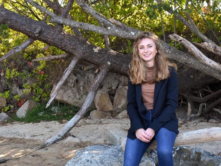 Student Cheyanne Stunger portrait