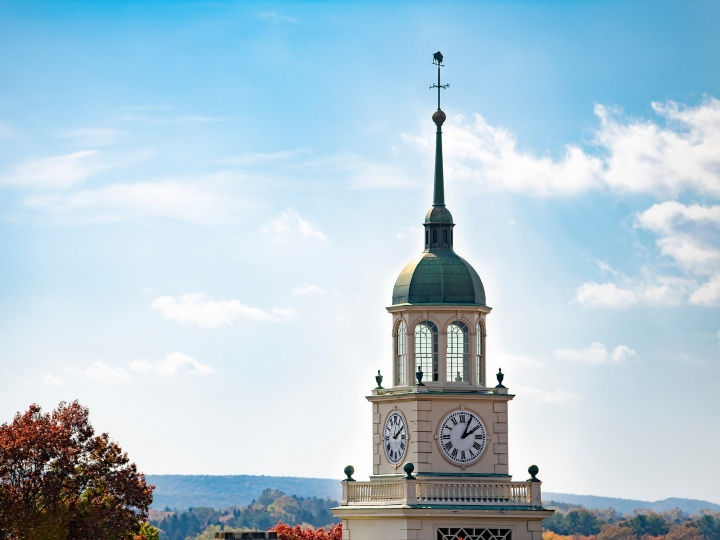 Betrand Library Bell Tower