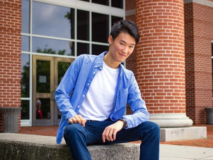 Portrait of Jaden Lee