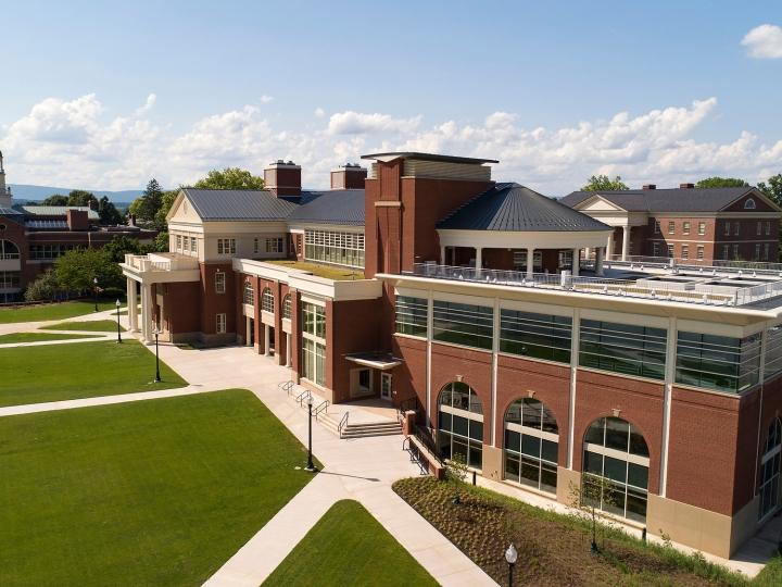 Academic East exterior