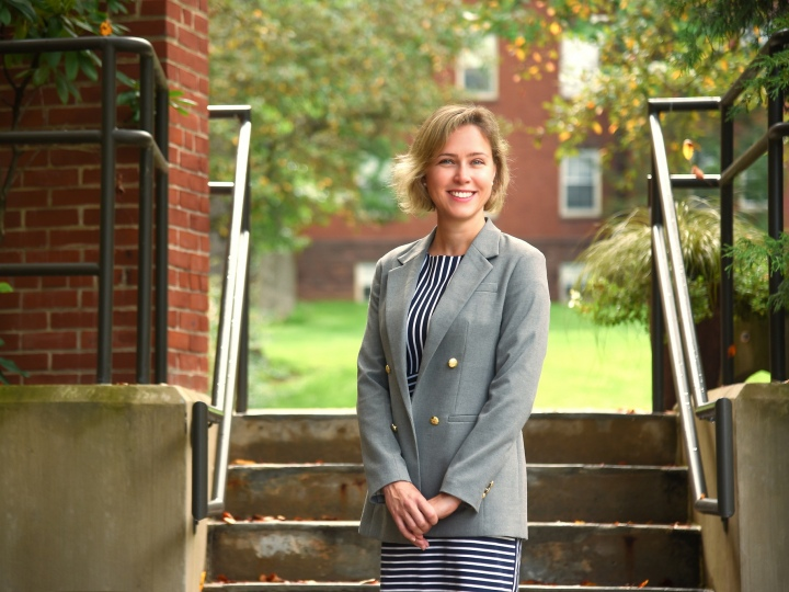 Portrait of Kate Suslava
