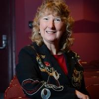 Professor of Scenographer of Theatre & Dance Elaine Williams