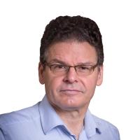 Portrait of Ian Proud