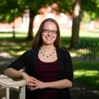 Portrait of Professor Kelly Bickel