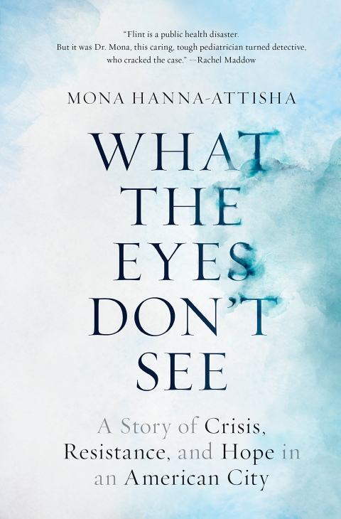 Book cover of What the Eyes Don't See