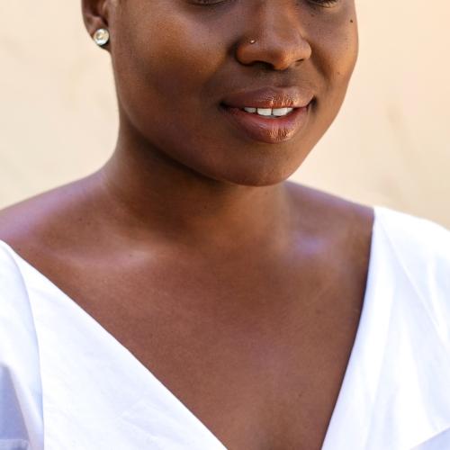 Portrait of Nadia Sasso '11 - Young Alumni Award
