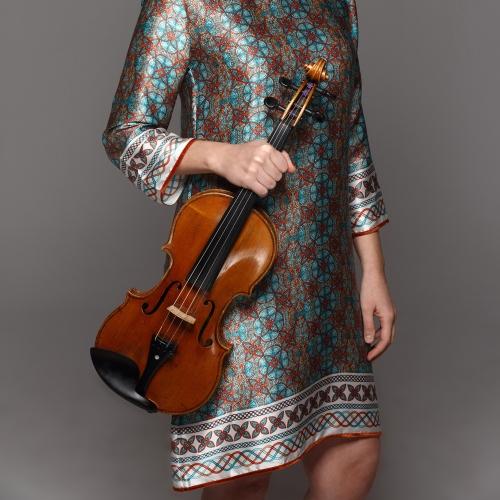 Agata Szymczewska, violin soloist